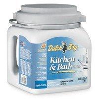 DUTCH BOY 1.0DB1553 16 Kitchen U0026 Bath Latex Paint White
