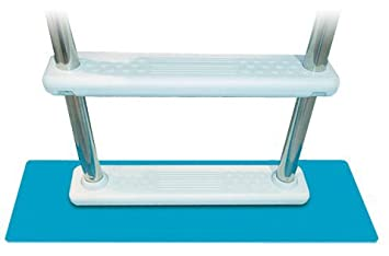 Above Ground Pool Ladder Pad (9 Inch X 30 Inch)