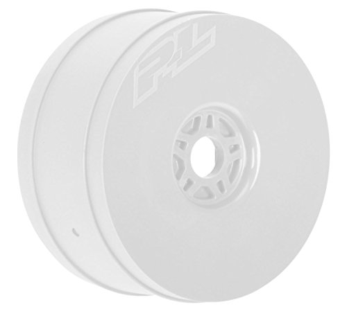 1/8 LTWT Velocity White Wheels : Buggy (Mbx5r Buggy)