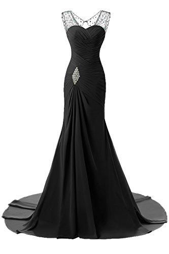 6 way maternity dress black - 8