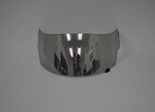 Chrome Mercury Mirror Helmet Visor Shield for Suomy Spec 1r Extreme Apex Excel (Aftermarket Shield)