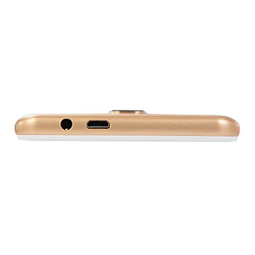 Hot Sale, NDGDA New 5.8 inch Dual SIM Smartphone Android 6.0 Full Screen GSM/WCDMA Touch Screen WiFi Bluetooth GPS 3G Call Mobile Phone (Gold) by NDGDA Smart Phone (Image #4)