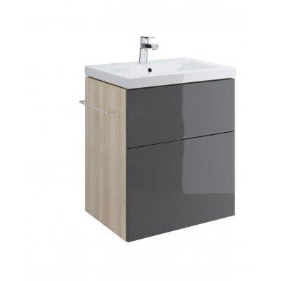 Mobili Da Bagno Como.Cersanit Mobili Da Bagno Cabinet Smart 60 Cm Per Lavello Como 60 Cm