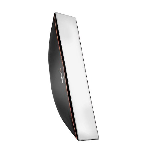 walimex pro 22x90cm Multiblitz P Softbox - Orange Line