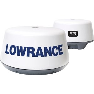 Lowrance 3G Broadband Radar Dome w/10M Cable (000-10418-001) (41760) by Lowrance