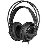 Steelseries Siberia v3 Binaural Head-band Black headset - Auriculares con micrófono (PC/Gaming, Binaural, Head-band, Black, Wired, 3.5 mm (1/8))
