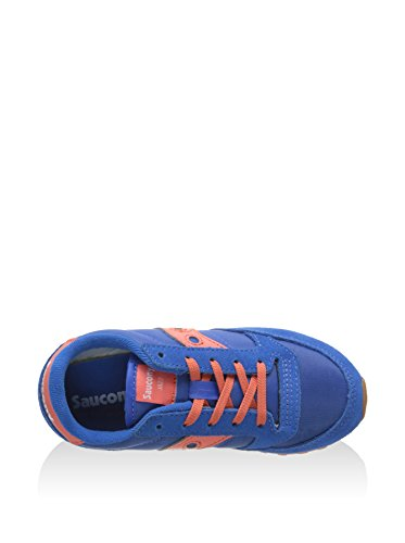 Saucony Fille Bleu Chaussures corail Girls Originals Jazz Original Kids YTxqpY4wr