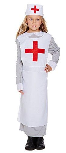 Henbrandt WW1 Nurse Fancy Dress Costume Age