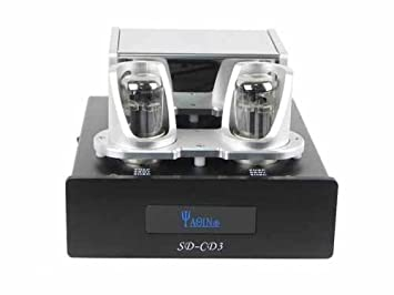 Gemtune YAQIN CD3 6N8P Stereo Tubo Tubo de actualización del procesador de audio Buffer