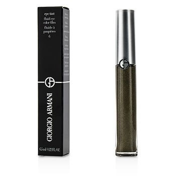 Giorgio Armani Eye Tint - # 06 Green Iron 6.5ml/0.22oz