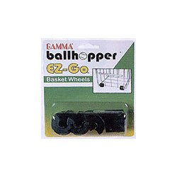 Gamma Ez Go Wheels (2 pack) - Ball Hopper Whopper Shopping Results