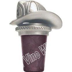 Firefighter Helmet Bottle Stopper
