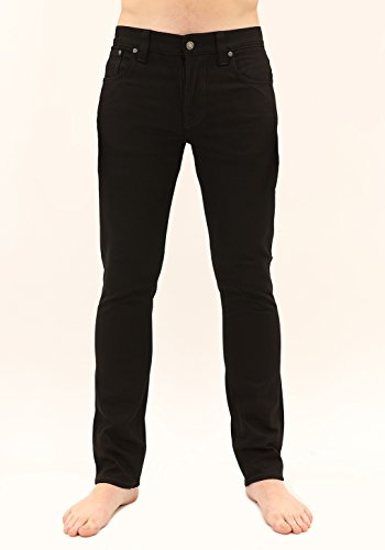 Jeans Grim Tim organic black ring NUDIE W32 L32 Men by Nudie Jeans
