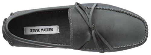 Steve Madden Mens Alffa Slip-on Loafer Blå