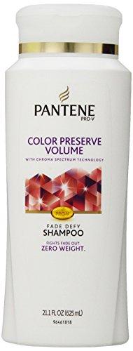 Pantene Pro-V Color Preserve Volume Sham - Pantene Colour Shopping Results