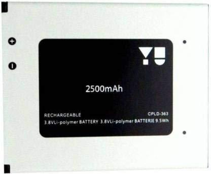 I M Gold Mobile Battery for Micromax YU Yureka AO5510 2500 mAh Micromax 5510