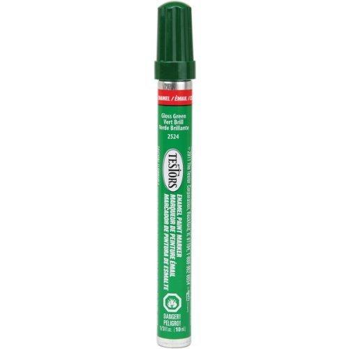 Testors Enamel Paint Marker-Gloss Green by Testors