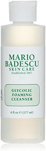 Mario Badescu Glycolic Foaming Cleanser, 6 Oz