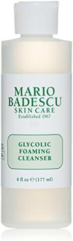 Mario Badescu Glycolic Foaming Cleanser, 6 Oz