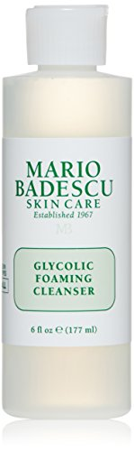 (Mario Badescu Glycolic Foaming Cleanser, 6 Fl Oz)