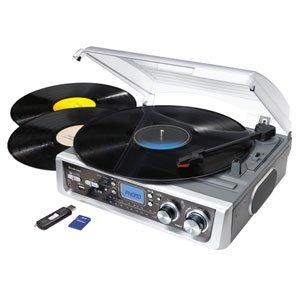 Amazon.com: iconvert Tocadiscos USB: Home Audio & Theater