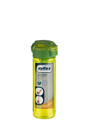 Zyliss Sports Water Bottle, 16-Ounce, Green