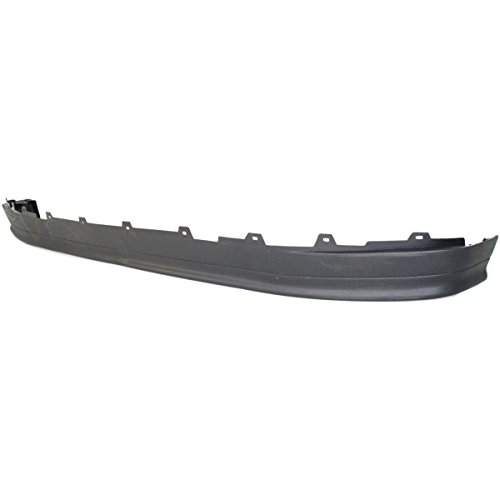 Ford Truck Front Air Dam - Diften 199-A0348-X01 - New Air Dam Deflector Valance Front Primered F150 Truck F250 F350 FO1095154