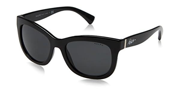 Ralph 0Ra5234, Gafas de Sol para Mujer, Black, 53: Amazon.es ...