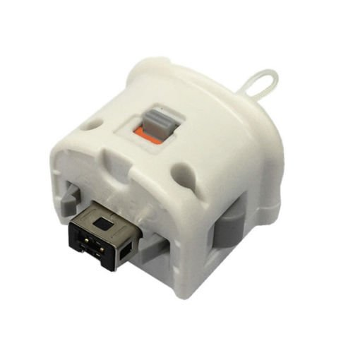 Motion Plus MotionPlus Adapter Sensor for Nintendo Wii Remote Controller White -  Balance World Inc