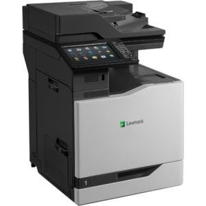Lexmark 4N7157 CX825de Fax / Copier / Printer / Scanner - Black/Gray