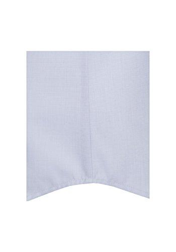 SEIDENSTICKER UNO - Regular Fit - Bügelleichtes Herren Langarm Hemd mit Kent Kragen, (01.030300), Farbe:Grau(31);Kragenweite:38