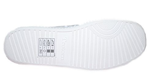 Tretorn Junior Sneaker Canvas 47202501 weiß