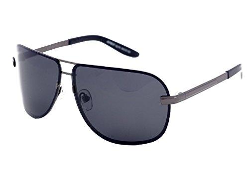 de sol Gafas M para gris Plateado Drive hombre Matrix ZgnwFOxA4q
