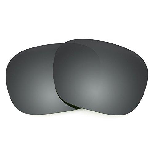 Verres de rechange pour Spy Optic Balboa — Plusieurs options Noir Chrome MirrorShield® - Polarisés