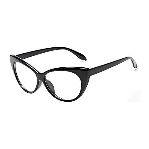 AMOFINY Fashion Glasses Women Ladies Cat Eye Retro Vintage Style Rockabilly Sunglasses Eye