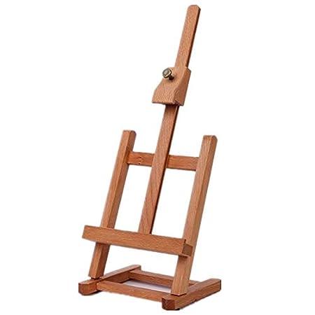 Caballete multifuncional Caja de madera integrada Caja de mesa de ...