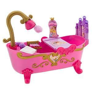 disney baby princess bath tub for dolls toys games. Black Bedroom Furniture Sets. Home Design Ideas