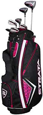 Callaway Women's Strata Complete Golf Set (11-Piece)