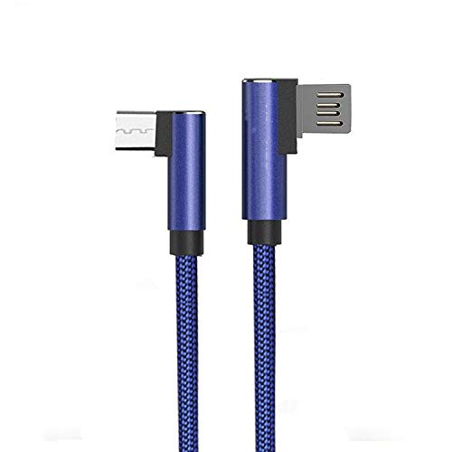PTron Solero Micro USB Cable 2.4A Fast Charging Cable 1.2 Meter Long USB Cable - (Blue) (B07FTF4QN6) Amazon Price History, Amazon Price Tracker