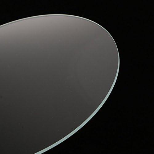 Sharplace 3D Redonda de Impresora de Cristal Templado Borosilicato ...