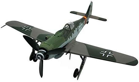 1/72スケールボンバーモデル、軍事FW190D-9 JGファイタープラモデル、大人のグッズやギフト、5.7Inch X4.9I