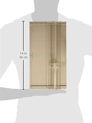 Martha Stewart Crafts 12-Inch Simple Paper Trimmer