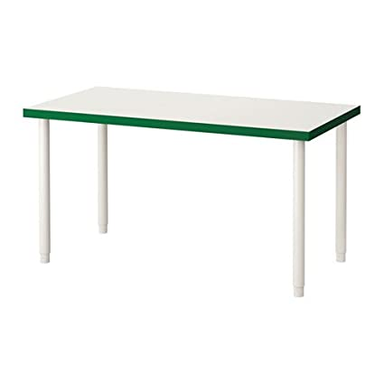 Amazon.com: IKEA Cuadro, color blanco/verde, color blanco ...
