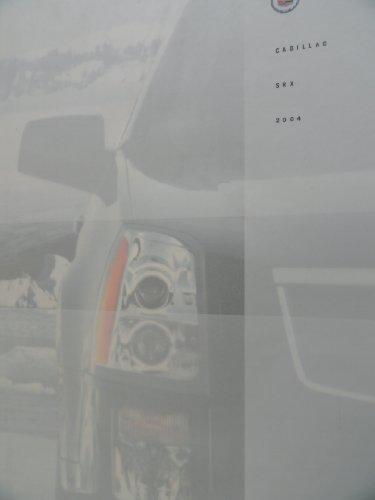 2004 Cadillac SRX Sales Brochure