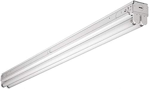 Cooper Lighting - 2 Lamp, 32 Watt, Fluorescent Strip Light (5 Pack) by Cooper Lighting (Image #1)