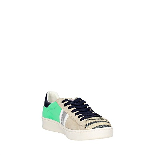 s Assn Polo green Eryn4077s7 Sneakers Women Beige ts1 U Low EHdaqE