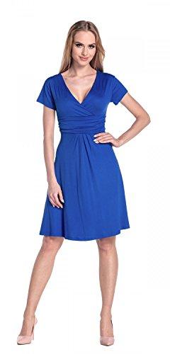 Empire Donna Flattering Blu 108 Dress Reale Glamour skater vwCpq11
