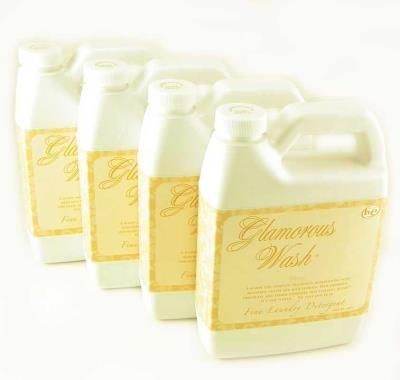 Case of 4 - 32oz Tyler Glamorous Wash - Fine Laundry Detergent - EUCALYPTUS by Unknown