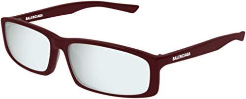 Sunglasses Balenciaga BB 0008 S- 005 Red/Silver