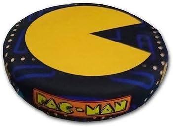 Roboticaencasa Taburete Arcade DISEÑO Pacman Retro Mueble Silla